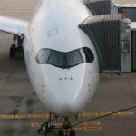 アシアナ航空 OZ112 ビジネスクラス搭乗記 仁川→関空 A350-900