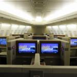 タイ国際航空 TG660 貸切ファーストクラス 搭乗記 バンコク→羽田